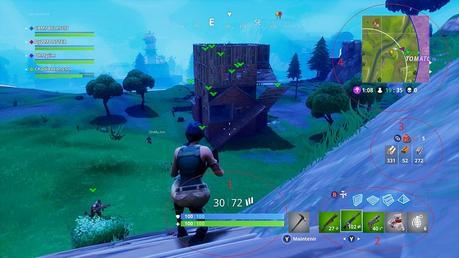 Tutoriel Fortnite Battle Royale : guide du débutant au #top1