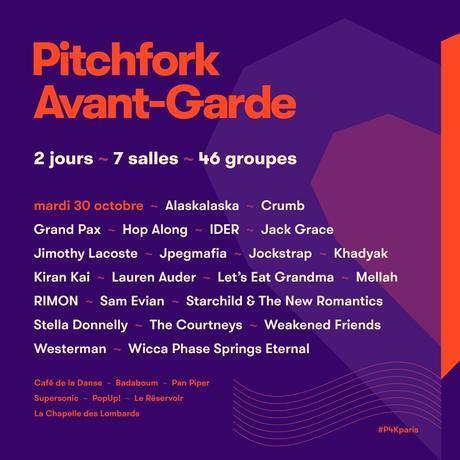 Pitchfork Avant-Garde
