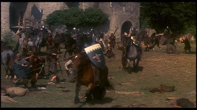 Promenade avec l'amour et la mort - A Walk with Love and Death, John Huston (1969)