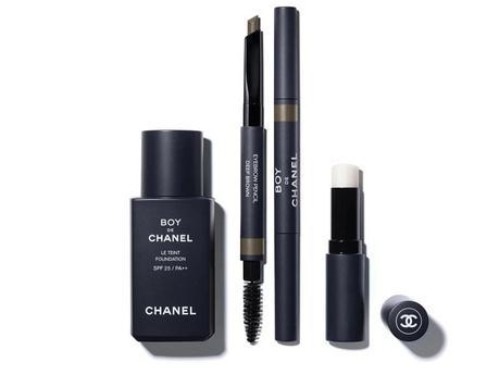 Boy de Chanel, la première ligne de maquillage pour homme de Chanel