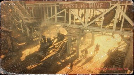 Red Dead Redemption 2 – Les frontières et les villes