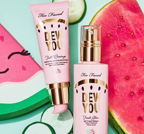 Tutti Frutti : la nouvelle collection maquillage de Too Faced !
