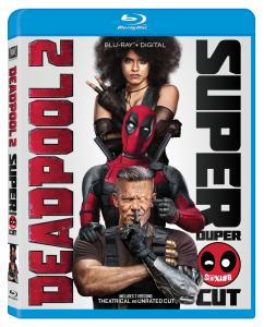 [Test Blu-ray] Deadpool 2