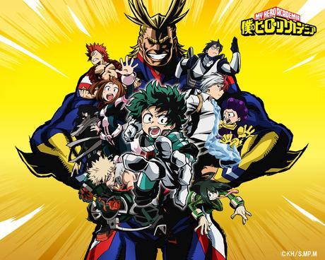 Les animés Captain Tsubasa et My Hero Academia diffusés à la télévision sur TFX