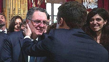 Richard Ferrand, l'adjudant-chef promu humble maréchal