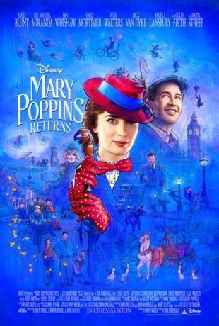 [Trailer] Le Retour de Mary Poppins : Disney rappelle sa super nanny !