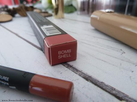Coup de coeur pour le crayon contour des lèvres mat Huda Beauty