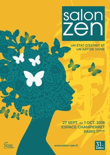 Bien-être : le salon Zen 2018 ouvre ses portes à Paris le 27 septembre