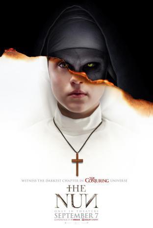 [Cinoche] : La Nonne…Le film superflu de la série Conjuring ?