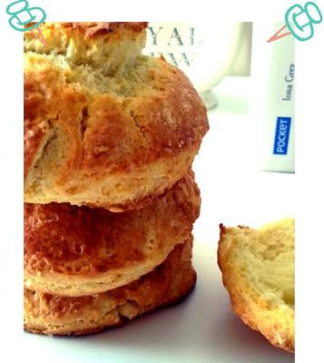 Le brunch à tout heure - Scones so British -
