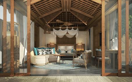 Six Senses Uluwatu, Bali, ouvre sur l'Ile des Dieux
