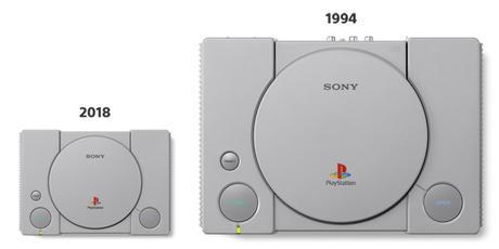 Sony dévoile une «PlayStation Classic» à 99 euros