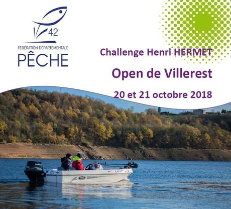 Open de Villerest - 20 et 21 octobre 2018