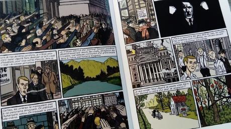 La tragédie brune – Thomas Cadène et Christophe Gaultier