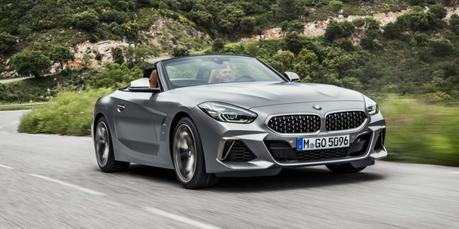 BMW Z4: la gamme