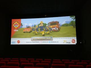 Le plus célèbre des pompiers, Sam, revient au cinéma (+ concours inside)