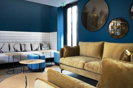 Réhabilitation d'une ancienne fabrique de meubles en hôtel