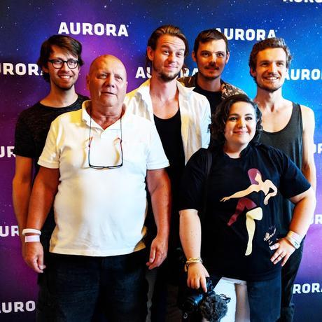 #auroraillumination - Concert privé avec Half Moon Run