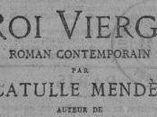 Vierge Catulle Mendès feuilleton dans Lanterne