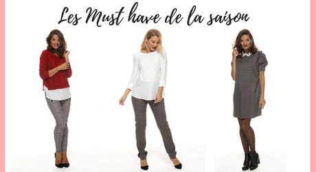 Les Must Have Mamma Fashion de la saison pour la future Maman