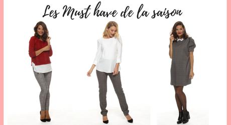Les Must Have Mamma Fashion de la saison pour la future Maman