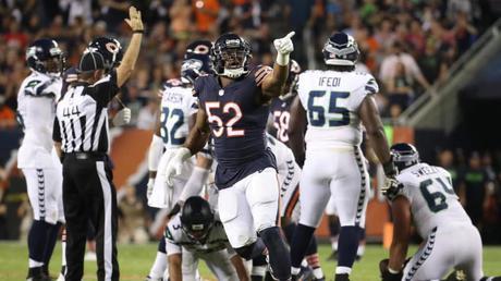 Khalil Mack fait renaître les ambitions des Bears
