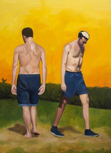 francois malingrey, realism, painting, painter, salon de montrouge
