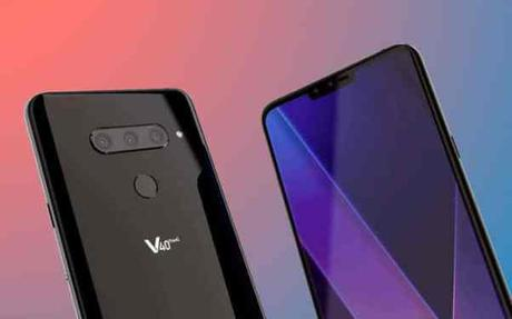 LG V40 ThinQ : un point sur les rumeurs.