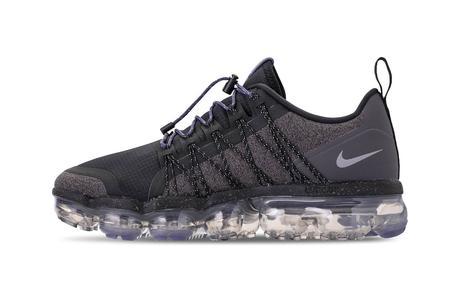 La Nike VaporMax Run Utility dévoilée sous un colorway Reflect Silver