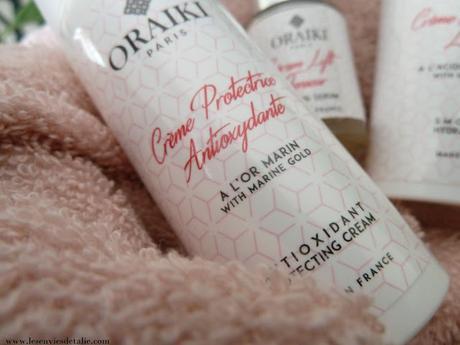 Découverte de la marque bio et naturelle Oraiki Paris