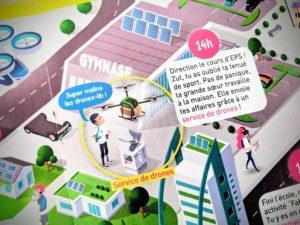 Wapiti 2018 - Service de Drones