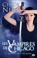 'Les Vampires de Chicago, tome HS : Les morsures sont éternelles' de Chloe Neill