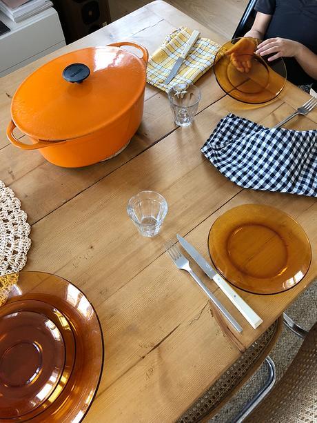 paruvendu vaisselle chinée
