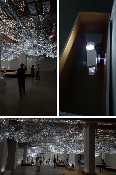 L'installation du mois : de l'art numérique à la fondation d'entreprise Martell