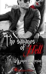 The savages of Hell – La piqûre du scorpion (volume 3)