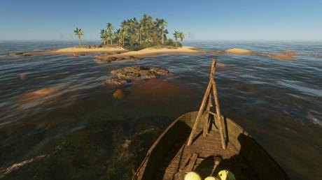 Stranded Deep PS4 Xbox One 5