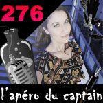 L'apéro du Captain #276 : Mary Poppers et l'accordéon de Cloud François