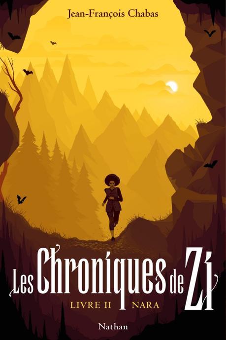Les Chroniques de Zi – Tome 2 : Nara de Jean-François Chabas