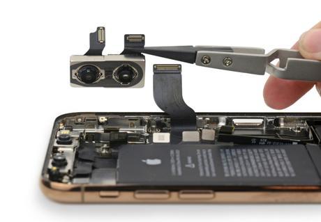 Aucun composant de Samsung et de Qualcomm n'a été retrouvé en désossant les nouveaux iPhone Xs