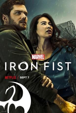 [Critique série] IRON FIST – Saison 2