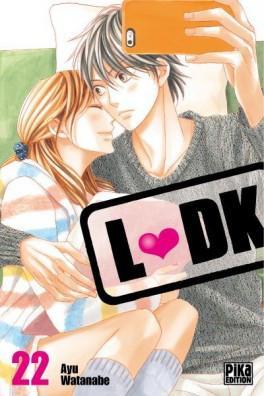 L-DK, tome 22 d'Ayu Watanabe