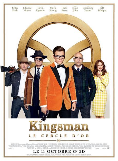 Kingsman : Vers une sortie en novembre 2019 pour le troisième opus ?