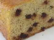 "Cake ""bananou""aux pépites chocolat"