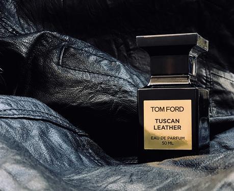 Tom Ford Tuscan Leather : Le parfum cuir classique parfait pour l'hiver