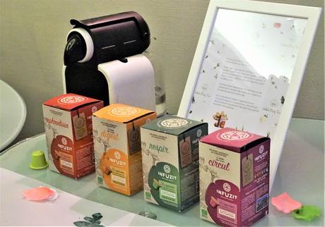 Infuzit, infusion pour machine Nespresso