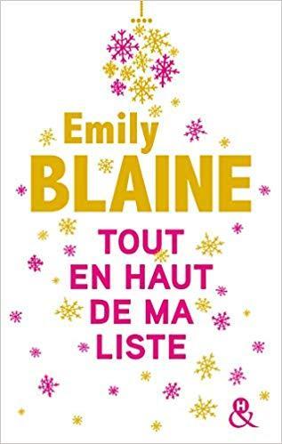 A vos agendas : (Re)découvrez Tout en haut de ma liste d'Emily Blaine