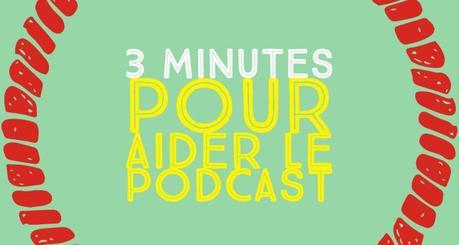 3 Minutes pour aider Photopassion et le podcast