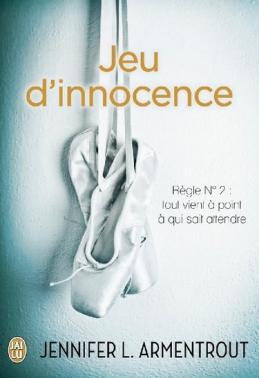 Wait For You, tome 2 : Jeu d'innocence ∼ Jennifer L.Armentrout