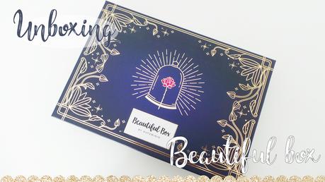 Beautiful box Beauty and the beast