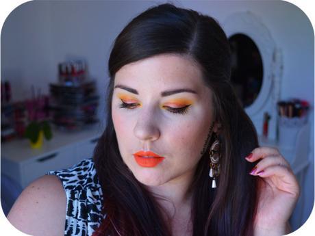 Let the sun shine {Makeup Huda Beauty}